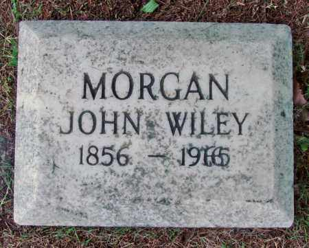MORGAN, JOHN WILEY - Cleburne County, Arkansas | JOHN WILEY MORGAN - Arkansas Gravestone Photos