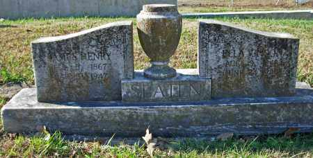 SLATEN, JAMES HENRY - Cleburne County, Arkansas | JAMES HENRY SLATEN - Arkansas Gravestone Photos