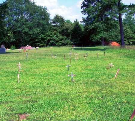 SLAVES, UNKNOWN - Cleburne County, Arkansas | UNKNOWN SLAVES - Arkansas Gravestone Photos