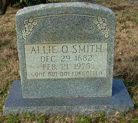 SMITH, ALLIE O. - Cleburne County, Arkansas | ALLIE O. SMITH - Arkansas Gravestone Photos