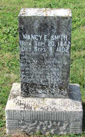 SMITH, NANCY E - Cleburne County, Arkansas | NANCY E SMITH - Arkansas Gravestone Photos