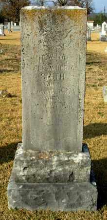 SMITH, NEWTON ALEXANDRIA - Cleburne County, Arkansas | NEWTON ALEXANDRIA SMITH - Arkansas Gravestone Photos