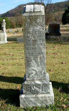 SMITH, WILLIE - Cleburne County, Arkansas   WILLIE SMITH - Arkansas Gravestone Photos
