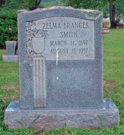 SMITH, ZELMA FRANCES - Cleburne County, Arkansas | ZELMA FRANCES SMITH - Arkansas Gravestone Photos