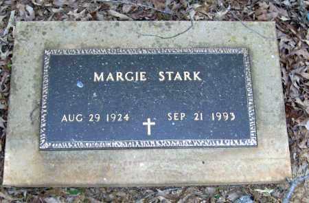 STARK, MARGIE - Cleburne County, Arkansas | MARGIE STARK - Arkansas Gravestone Photos