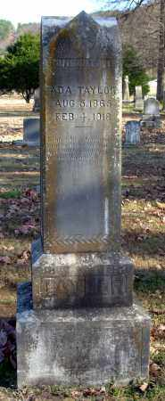 TAYLOR, ADA - Cleburne County, Arkansas | ADA TAYLOR - Arkansas Gravestone Photos