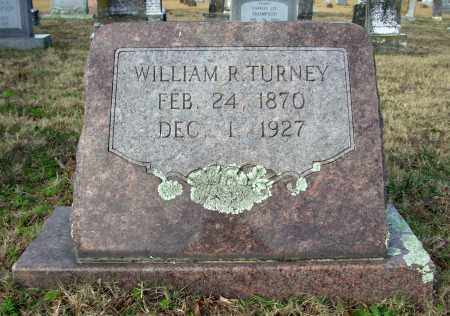 TURNEY, WILLIAM R. - Cleburne County, Arkansas | WILLIAM R. TURNEY - Arkansas Gravestone Photos