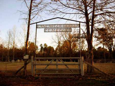 * VERSER, CEMETERY GATE PHOTO - Cleburne County, Arkansas | CEMETERY GATE PHOTO * VERSER - Arkansas Gravestone Photos